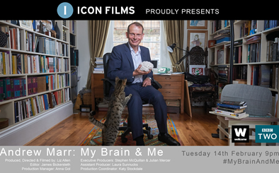 Andrew Marr: My Brain & Me - music composed by Paul Honey